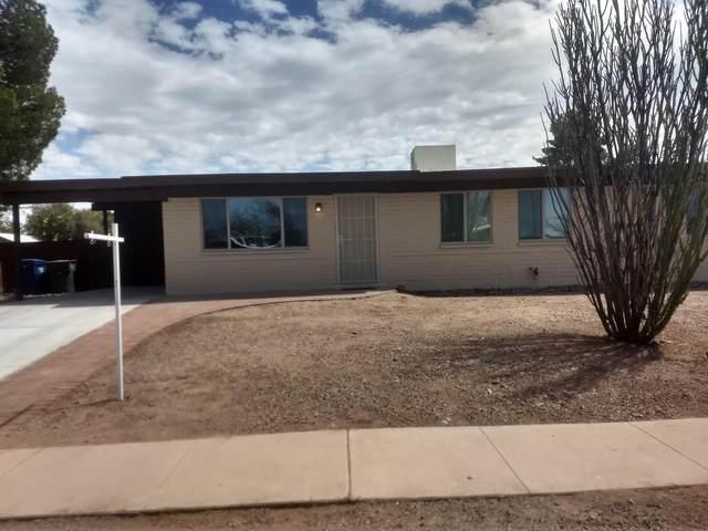 4535 S Dogwood Avenue, Tucson, AZ 85730 (#22009142) :: Luxury Group - Realty Executives Arizona Properties