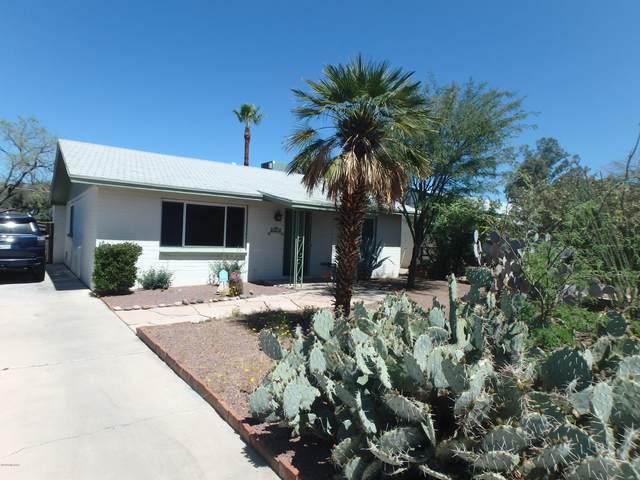 4009 E Timrod Street, Tucson, AZ 85711 (#22009145) :: Gateway Partners | Realty Executives Arizona Territory