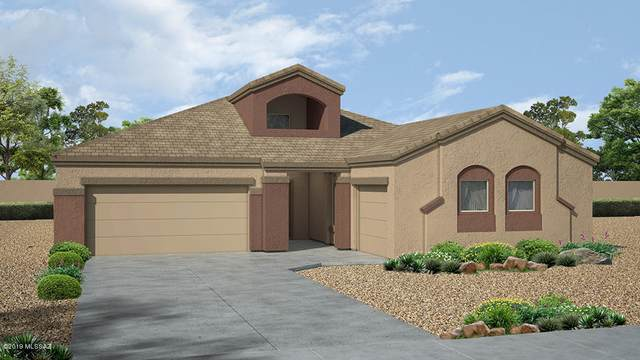 9395 W Lone Cougar Way, Marana, AZ 85653 (#22009147) :: Gateway Partners | Realty Executives Arizona Territory