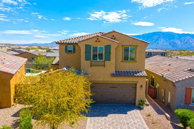 1005 W Lark Bunting Lane, Oro Valley, AZ 85755 (#22009148) :: The Local Real Estate Group | Realty Executives