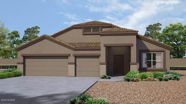 9455 W Lone Cougar Way, Marana, AZ 85653 (#22009150) :: Gateway Partners | Realty Executives Arizona Territory