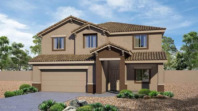9442 W Gambel Oak Lane, Marana, AZ 85653 (#22009159) :: Long Realty - The Vallee Gold Team