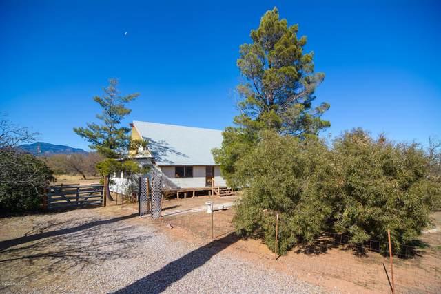 5508 S Santa Elena Avenue, Sierra Vista, AZ 85650 (#22009163) :: Long Realty Company