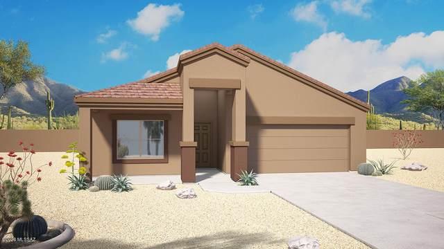 11562 W Despain Drive, Marana, AZ 85653 (#22009164) :: Realty Executives Tucson Elite