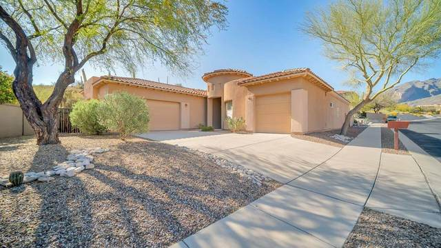 6117 N Placita Pajaro, Tucson, AZ 85718 (#22009166) :: Keller Williams