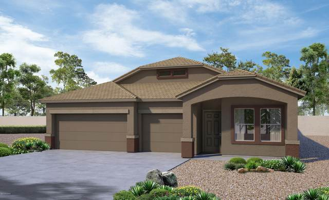 12974 N Hamlin Orange Lane, Marana, AZ 85653 (#22009167) :: Long Realty - The Vallee Gold Team