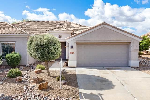 12985 N Desert Flora Lane, Marana, AZ 85658 (#22009171) :: Long Realty - The Vallee Gold Team