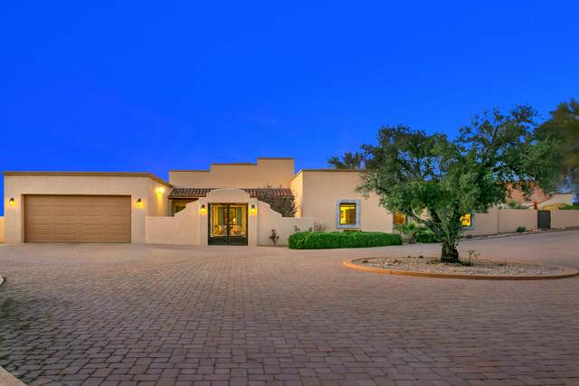 8075 N Como Drive, Tucson, AZ 85742 (#22009182) :: Long Realty - The Vallee Gold Team