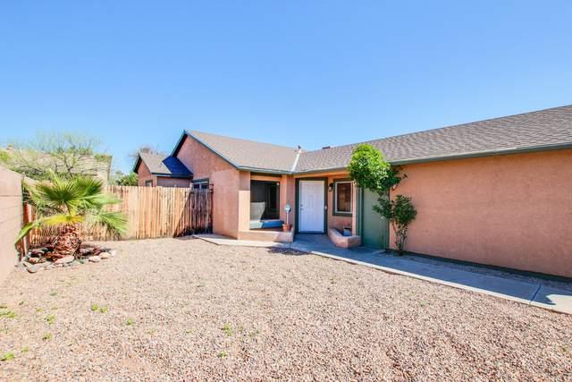 4656 N Warner Terrace, Tucson, AZ 85705 (#22009188) :: Luxury Group - Realty Executives Arizona Properties