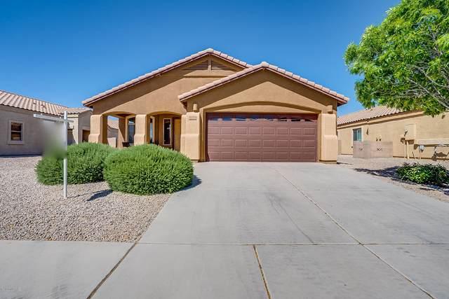 11068 W Coppertail Drive, Marana, AZ 85653 (#22009195) :: Long Realty - The Vallee Gold Team