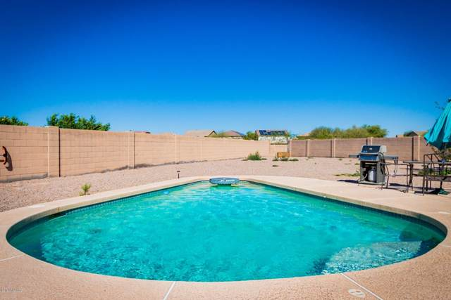 43182 W Jeremy Street, Maricopa, AZ 85138 (MLS #22009200) :: The Property Partners at eXp Realty