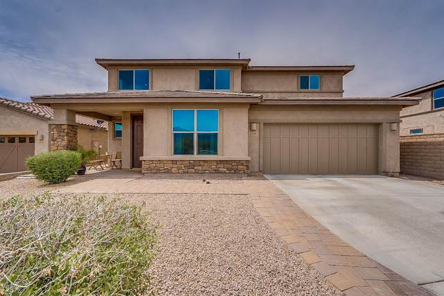2245 W Tangor Place, Oro Valley, AZ 85742 (#22009204) :: The Local Real Estate Group | Realty Executives