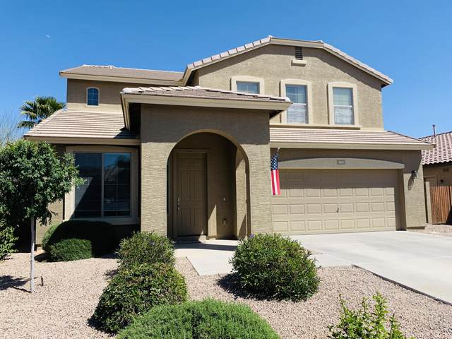 2854 N Mystic Court, Casa Grande, AZ 85122 (MLS #22009210) :: The Property Partners at eXp Realty