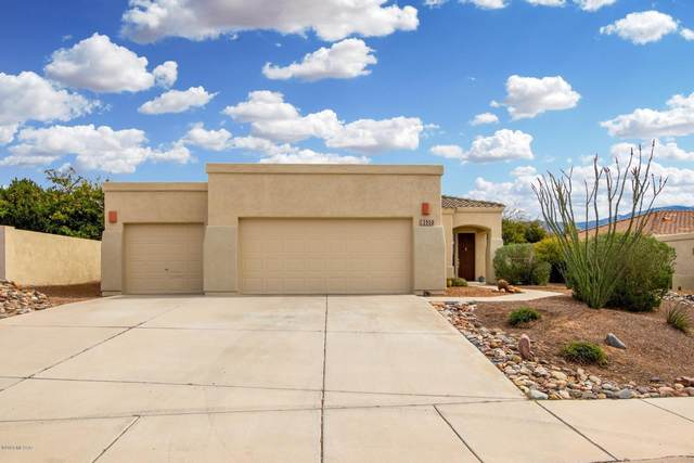 13950 N Bentwater Drive, Oro Valley, AZ 85755 (#22009221) :: Long Realty - The Vallee Gold Team