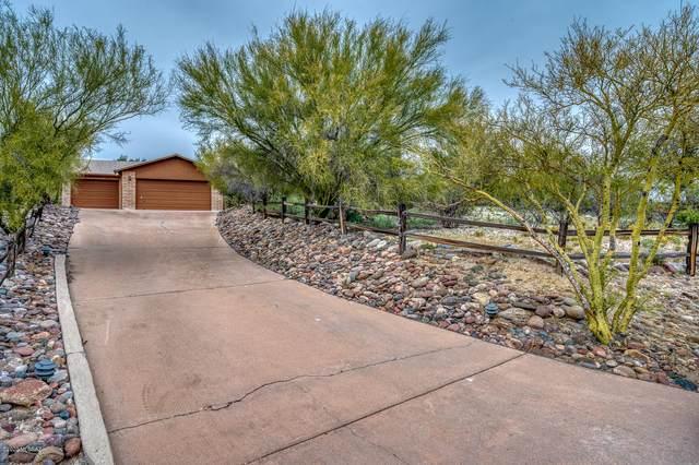 3721 Placita Chivo, Tucson, AZ 85749 (#22009228) :: The Josh Berkley Team