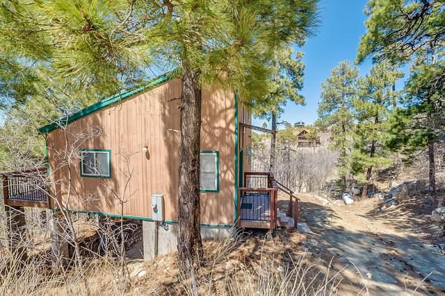 12897 N Ajo Avenue, Mt. Lemmon, AZ 85619 (#22009233) :: The Local Real Estate Group | Realty Executives