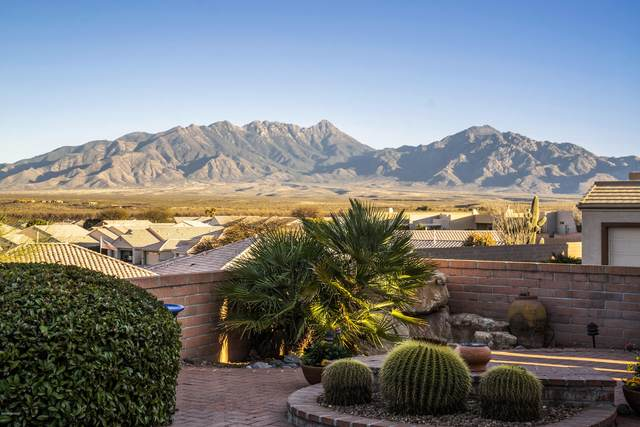 2455 S Cliff Drive, Green Valley, AZ 85614 (#22009234) :: The Local Real Estate Group | Realty Executives
