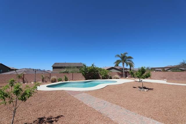 9469 N Crestone Drive, Tucson, AZ 85742 (#22009243) :: Long Realty - The Vallee Gold Team