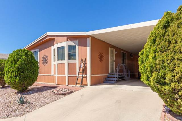 6192 S Foxhunt Drive, Tucson, AZ 85746 (#22009246) :: Long Realty - The Vallee Gold Team