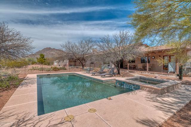 3636 S Donald Avenue, Tucson, AZ 85735 (#22009248) :: Long Realty - The Vallee Gold Team