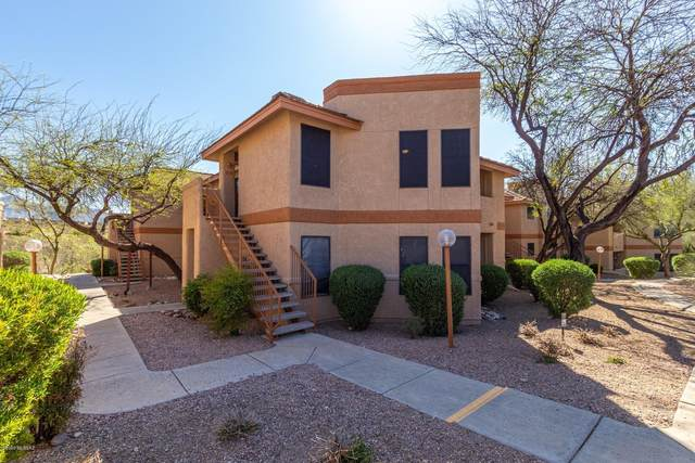 7255 E Snyder Road #4205, Tucson, AZ 85750 (#22009262) :: Long Realty - The Vallee Gold Team