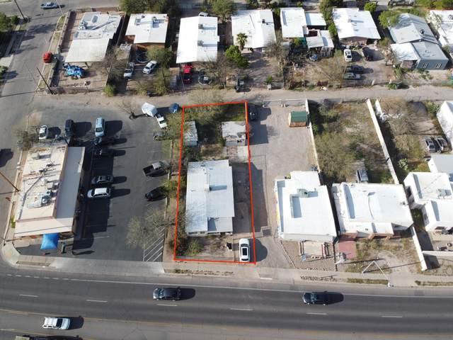 1018 W Saint Marys Road, Tucson, AZ 85745 (#22009269) :: Long Realty Company