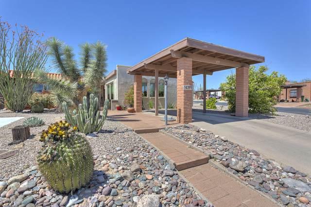 439 N Calle De Lumbre, Green Valley, AZ 85614 (#22009272) :: Long Realty - The Vallee Gold Team
