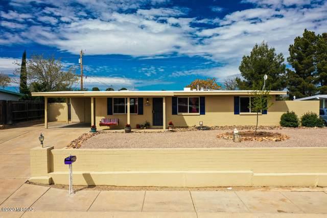 309 3Rd Street, Huachuca City, AZ 85616 (#22009277) :: Long Realty - The Vallee Gold Team