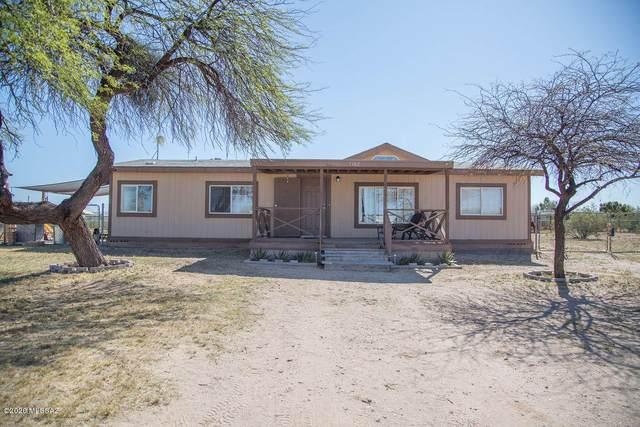 5382 N Blacktail Road, Marana, AZ 85653 (#22009287) :: Realty Executives Tucson Elite