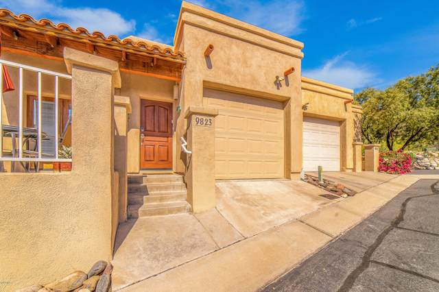 9823 N Ridge Shadow Place, Oro Valley, AZ 85704 (#22009297) :: The Local Real Estate Group | Realty Executives