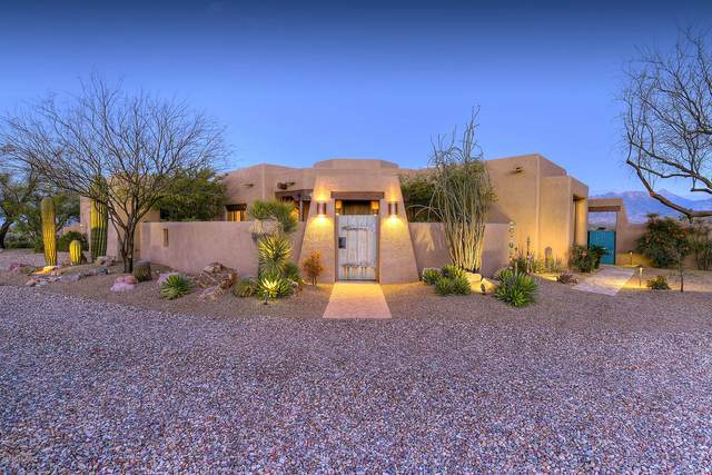 358 W Mission Twin Buttes Road, Green Valley, AZ 85622 (#22009301) :: The Local Real Estate Group | Realty Executives