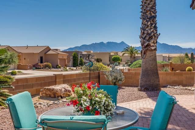 2185 S Via Espinosa, Green Valley, AZ 85614 (#22009306) :: The Local Real Estate Group | Realty Executives
