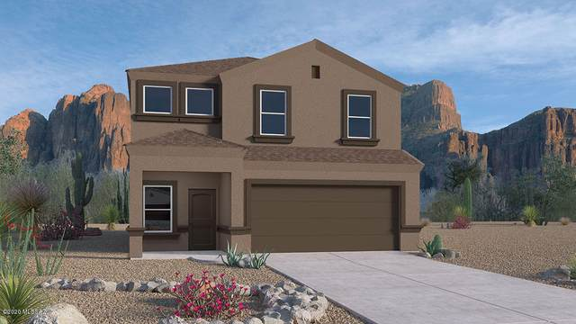 6073 S Avenida Dunas, Tucson, AZ 85706 (#22009333) :: Luxury Group - Realty Executives Arizona Properties