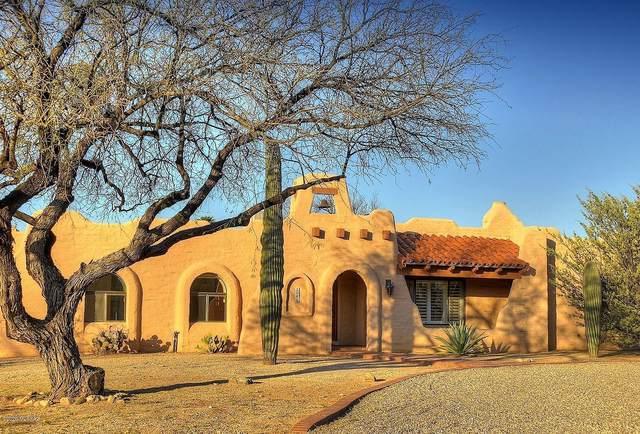 8046 E Maguey Drive, Tucson, AZ 85750 (#22009336) :: The Local Real Estate Group | Realty Executives