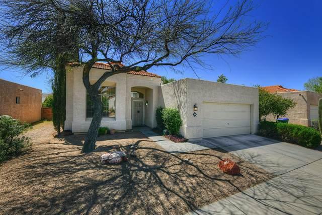 2661 W Camino De La Caterva, Tucson, AZ 85742 (#22009353) :: Realty Executives Tucson Elite