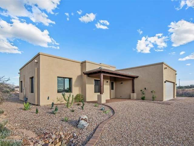 14660 E Circle H Ranch Place, Vail, AZ 85641 (#22009354) :: Long Realty - The Vallee Gold Team
