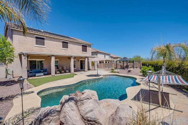 14345 S Via Trujal, Sahuarita, AZ 85629 (#22009360) :: Gateway Partners | Realty Executives Arizona Territory