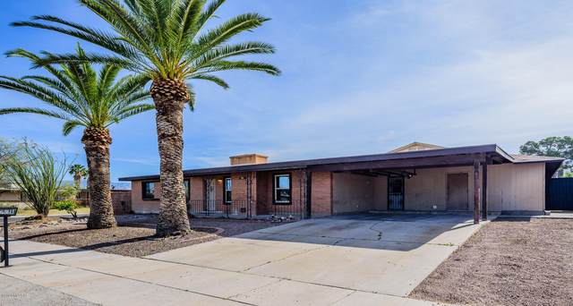 2911 S Lisa Place, Tucson, AZ 85730 (#22009363) :: Long Realty - The Vallee Gold Team