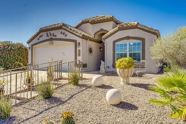 1931 N Rio Yaqui, Green Valley, AZ 85614 (#22009381) :: Long Realty - The Vallee Gold Team