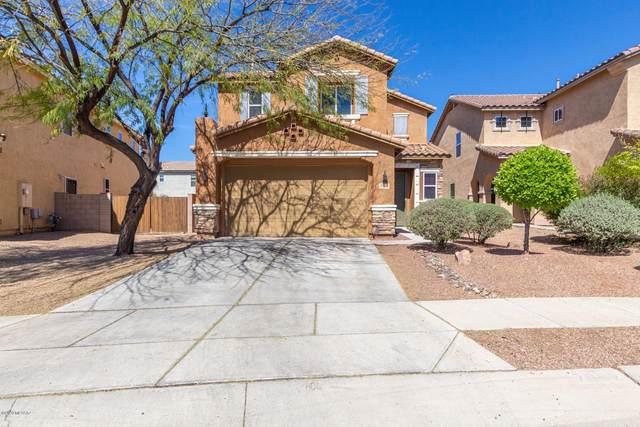 7062 S Greeneyes Lane, Tucson, AZ 85756 (#22009383) :: Long Realty - The Vallee Gold Team