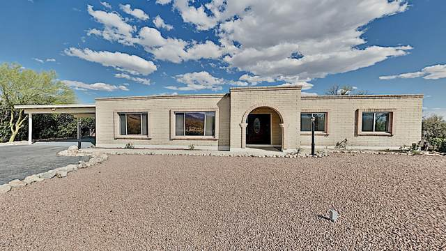 4742 N Chestnut Lane, Tucson, AZ 85749 (#22009393) :: Long Realty - The Vallee Gold Team