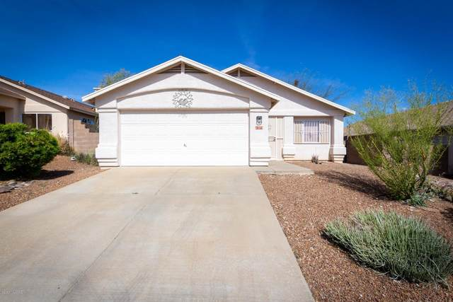 1373 N Thunder Ridge Drive, Tucson, AZ 85745 (#22009398) :: Tucson Property Executives