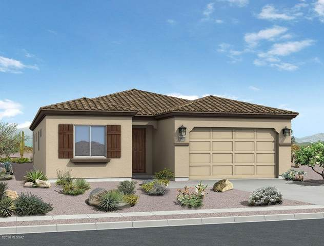 922 N Magellan Scope Trail, Green Valley, AZ 85614 (#22009414) :: Long Realty - The Vallee Gold Team