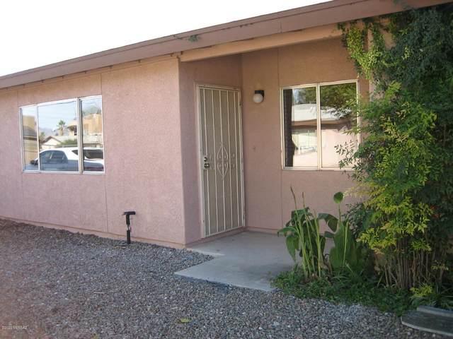 2737 N Calle De Romy #2737, Tucson, AZ 85712 (#22009441) :: The Local Real Estate Group | Realty Executives
