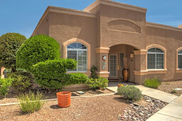 4701 S Tropicana Drive, Green Valley, AZ 85622 (#22009449) :: Long Realty - The Vallee Gold Team