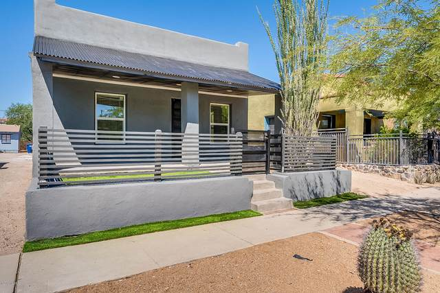 835 E 8Th Street, Tucson, AZ 85719 (#22009454) :: Luxury Group - Realty Executives Arizona Properties