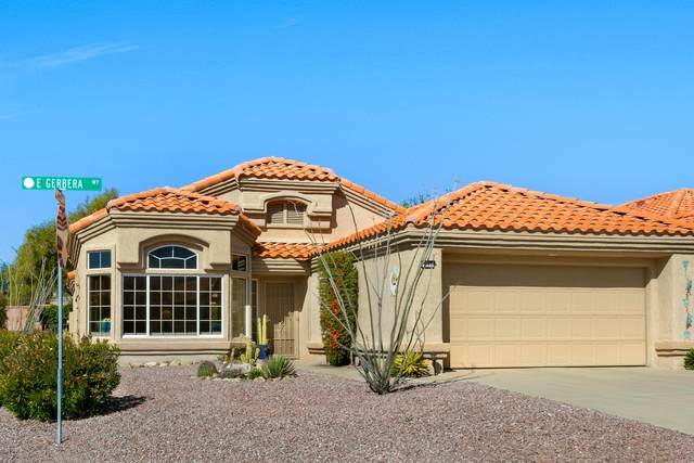 2261 E Gerbera Way, Oro Valley, AZ 85755 (#22009455) :: Realty Executives Tucson Elite