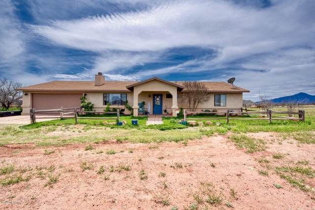 575 E Border Road, Bisbee, AZ 85603 (MLS #22009457) :: The Property Partners at eXp Realty