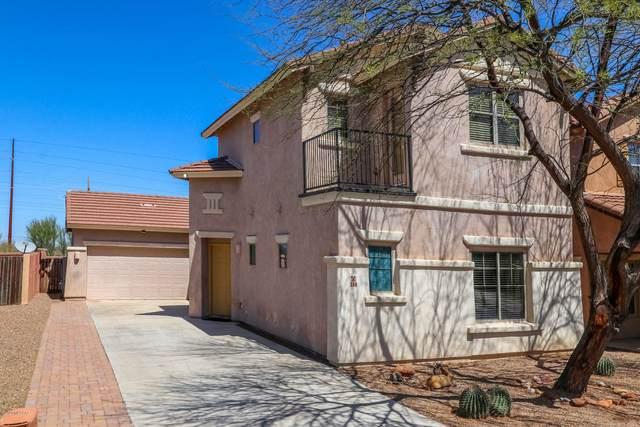 298 W Calle Cajeta, Sahuarita, AZ 85629 (MLS #22009466) :: The Property Partners at eXp Realty
