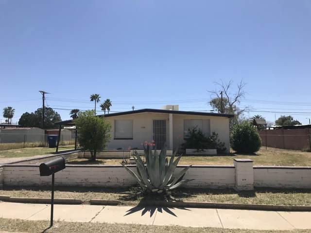 4038 E 27Th Street, Tucson, AZ 85711 (#22009473) :: Luxury Group - Realty Executives Arizona Properties